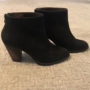 Rachel comey leather ankle boot